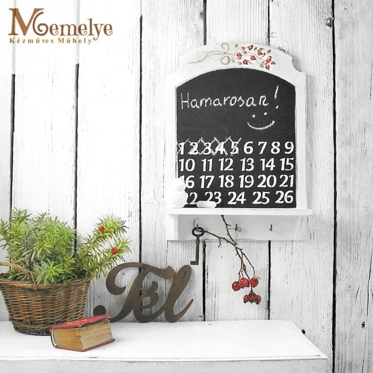 Csipkebogyós adventi naptár